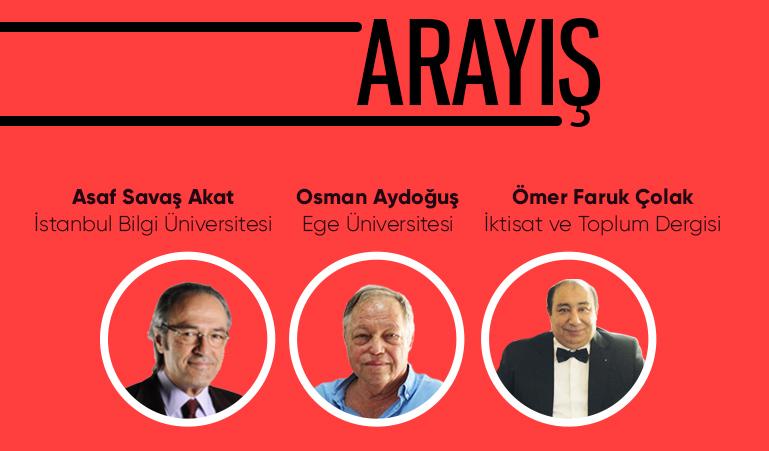 Arayış 7 | Ömer Faruk Çolak ve Asaf Savaş Akat | Konuk: Osman Aydoğuş